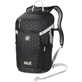 Jack Wolfskin Alleycat 18 Pack, black grid